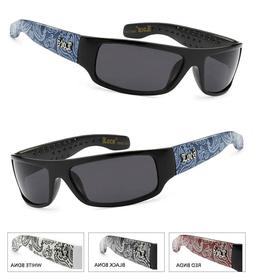 1 or 2 Pair Mens OG Locs Authentic Gangster Cholo Sunglasses