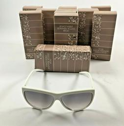 Avon 1987 Lot Of 10 White Summer Active Sunglasses Made In I