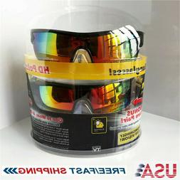 New  Battle Vision HD Polarized Sunglasses Clear Vision As S