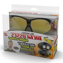 Bell + Howell Night Vision TacGlasses, Special Ops with Anti
