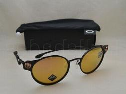 Oakley Deadbolt Satin Black w/ Prizm Rose Gold Polar Titaniu
