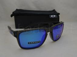 Oakley HOLBROOK XL  Grey Smoke with Prizm Sapphire Polarized
