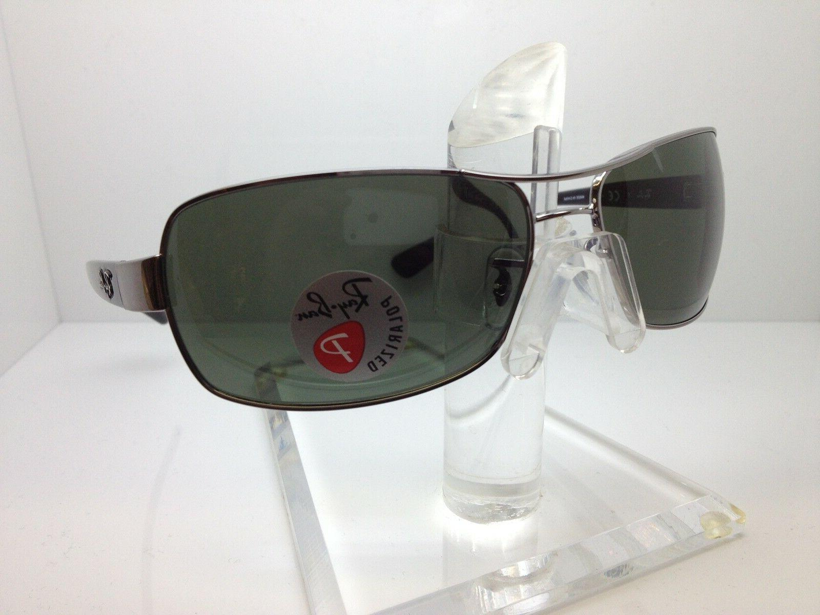 authentic rayban sunglasses rb 3379 004 58