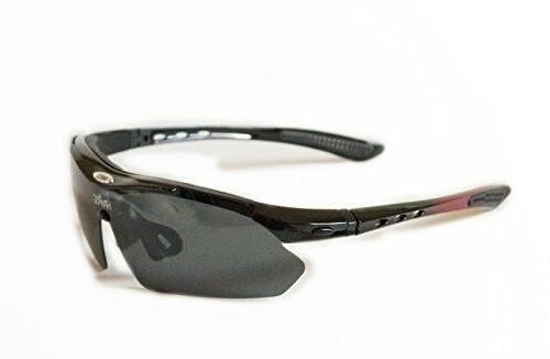 sunglasses w safety feature 5 lenses virtually