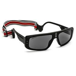 Carrera Men's Black Rectangular Sunglasses 1022/S00032K58 10