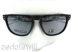 New Oakley Holbrook R Black PRIZM Polarized Rx. Men Sunglass