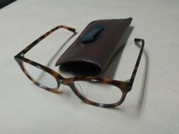 NEW WARBY PARKER TORTIOUS LAUREL 225 52-17-140 CLEAR NON PRE