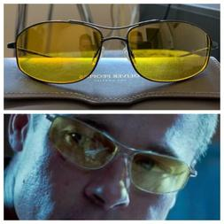 Oliver Peoples Nitro 61 Shooter Yellow Mr And Mrs Smith Brad