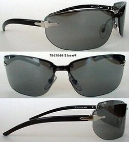 RARE VINTAGE LARGE WRAP AROUND PERSOL 2166 SUNGLASSES