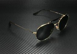 RAY BAN RB3540 001 Gold Green 53 mm Unisex Sunglasses