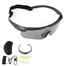 Safety Sunglasses for Women Men Polarized Tactical Protectin