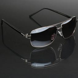 Square Frame Aviator Glasses Retro Vintage Fashion Men Women