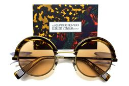 Oliver Peoples Sunglasses for Alain Mikli Round 4003 46-25-1