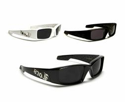 LOCS Sunglasses Hardcore Shades Gangster Style Sport Motorcy