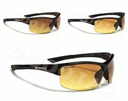 X Loop Sunglasses HD High Definition Sport Driving Running H