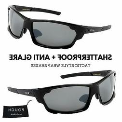 Xloop Tactic Style Shatterproof Anti Glare Lens Sports Ski O