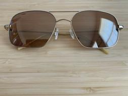 Oliver Peoples Victory 58 Burn Notice Michael Weston Cognac