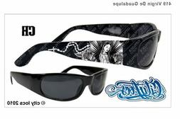 VIRGIN DE GUADALUPE  SHADES SUNGLASSES CHOPPERS CITY LOCS CH