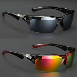 Xloop Fashion Sunglasses Mens Sport Running Fishing Golfing